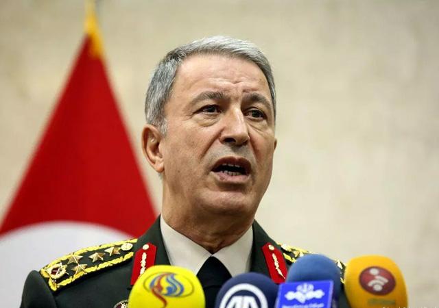 Akar: S-400 alımı Türkiye'nin ulusal kararıdır