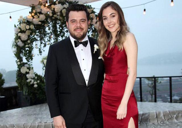 Eser Yenenler'e müjdeli haber! Nişanlısı hamile
