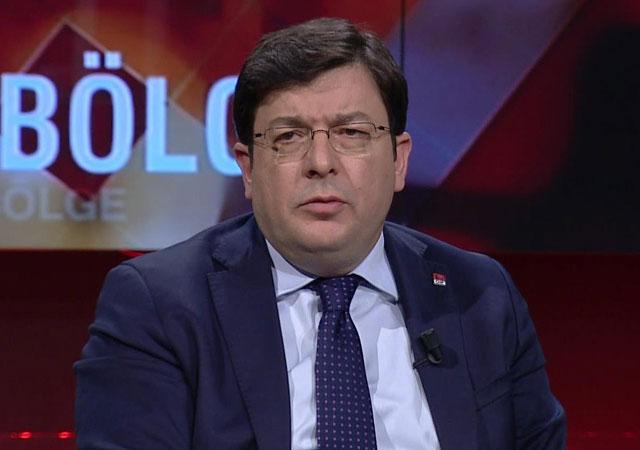 CHP'li Muharrem Erkek: Usulsüzlükle kanunsuzluğu karıştırıyorlar