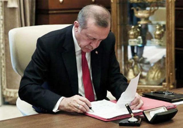 Erdoğan 9 üniversiteye rektör atadı