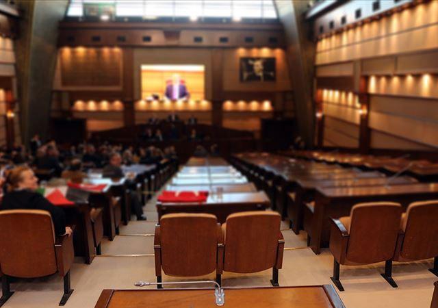 İBB Meclisi'nin ilk toplantısı pazartesi!