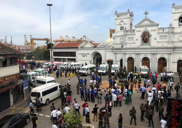 Sri Lanka'da 8. patlama: 138 ölü 400 yaralı