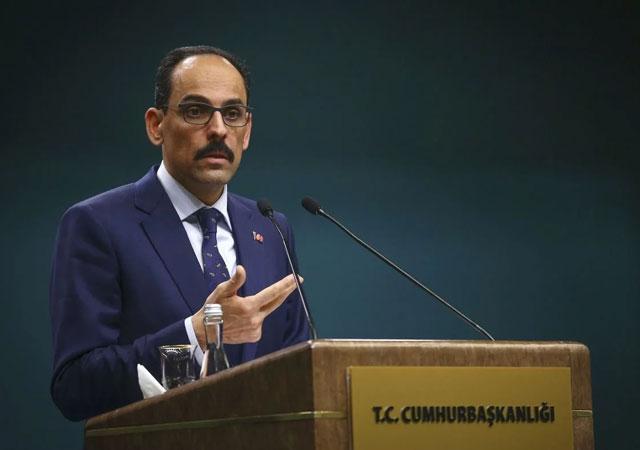 Erdoğan ve Kalın'dan Sri Lanka saldırısına tepki!