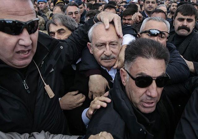 Kemal Kılıçdaroğlu: Aileyle görüşüldü