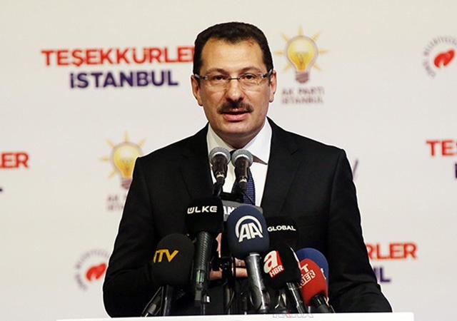 AK Partili Yavuz, YSK'nın kararı hakkında konuştu