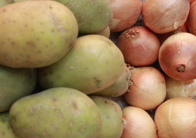 Soğan ve patates fiyatlarında son durum: 5 liranın altına düşmez