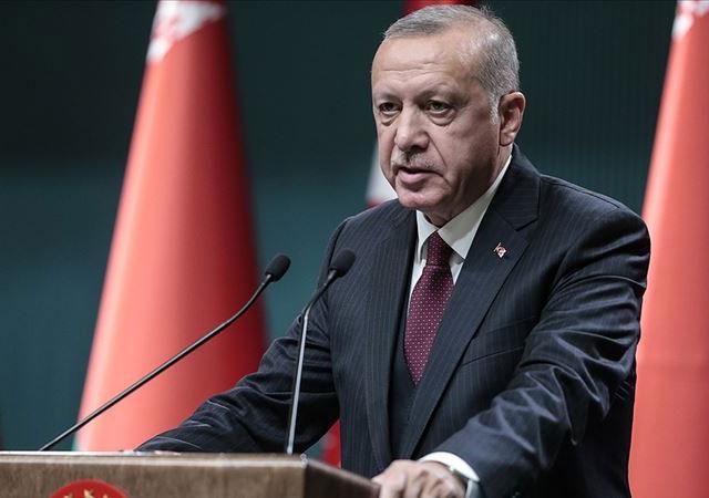 Erdoğan'dan Fransa'ya: Müslümanları katleden bize ders veremez!