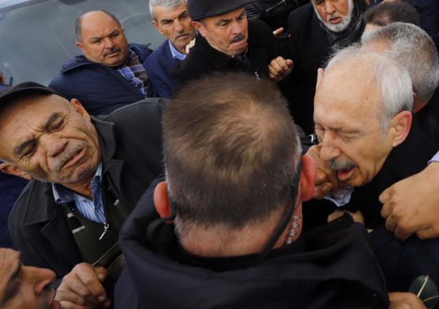 Kılıçdaroğlu'na saldıran Osman Sarıgün'ün oğlu konuştu