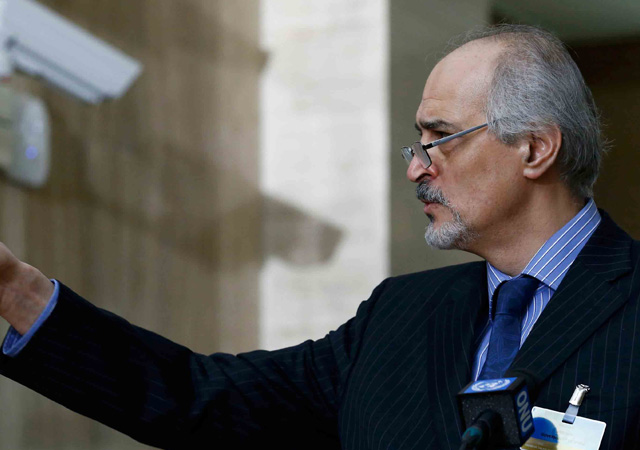 Suriye'nin BM Temsilcisi'nden skandal suçlama!