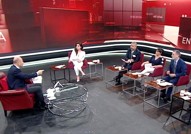 Süleyman Soylu: Silahın olduğu yerde siyasi çözüm olmaz!
