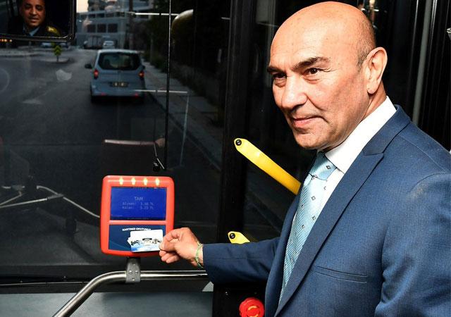 İzmir'de ulaşıma yüzde 50 indirim! Vatandaş memnun