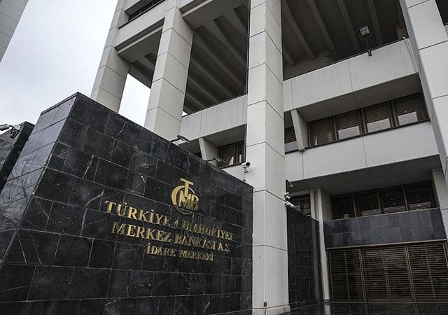 Merkez Bankası'ndan rezerv açıklaması: Enflasyon tahmini değişmedi!