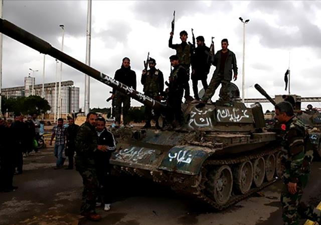 Tel Rıfat operasyonu başladı! TSK havadan, ÖSO karadan vuruyor