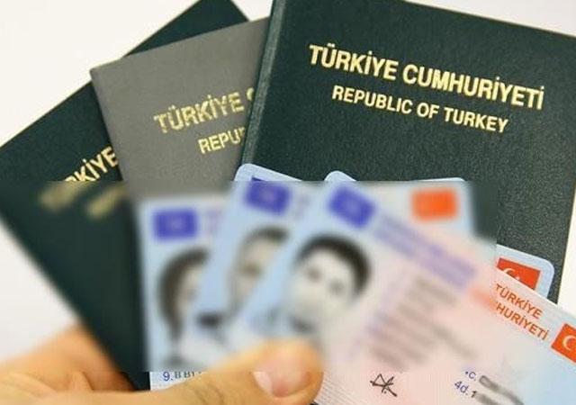 Bakanlık duyurdu: Kimlik, ehliyet ve pasaportta yeni dönem!