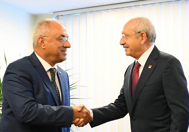 CHP heyeti, DSP Genel Başkanı ile görüşecek
