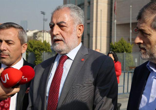 Saadet Partisi'nin İstanbul adayı yeniden aday!