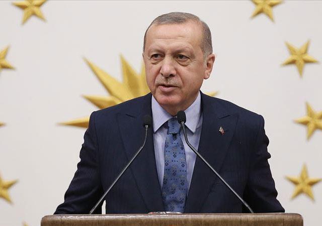 Erdoğan'dan AB süreç açıklaması: 72 kriterden 66'sı tamam!