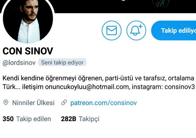'Milli birlik en düşük seviyeyi gördü' Con Sınov ile gündeme dair