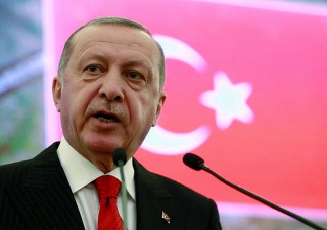 Erdoğan: YSK üyelerine çete demek…
