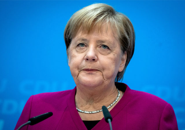 Merkel'den Türkiye'deki seçim sürecine yorum: AB üyeliğinden uzaklaştırıyor!