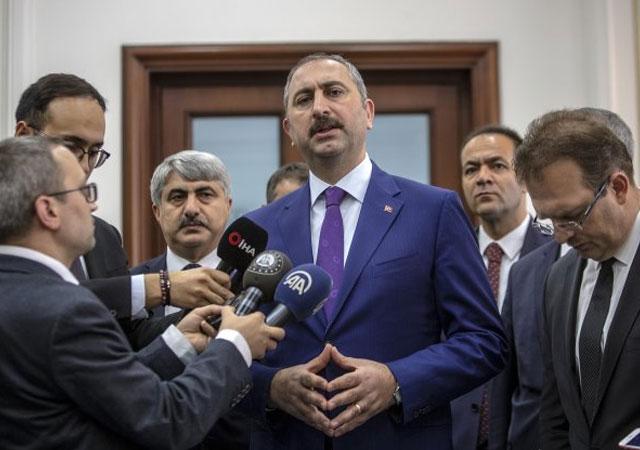 Adalet Bakanı açıkladı: Öcalan'ın avukatlarıyla görüşme yasağı kalktı!