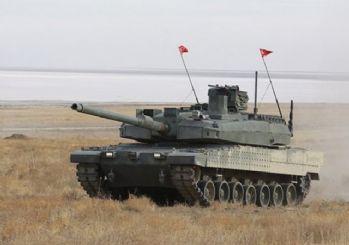 Altay tankının seri üretimi için imzalar atıldı