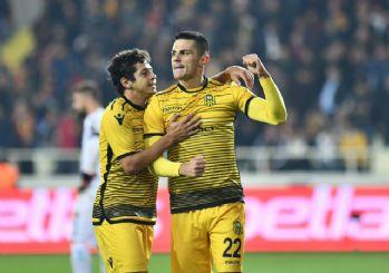 Yeni Malatyaspor - Trabzonspor maçının golleri ve geniş özeti
