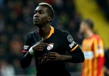 Galatasaray Kayseri'yi ezdi geçti!.3-0