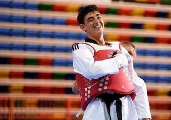 Tekvandocu Emre Kutalmış Ateşli Avrupa Şampiyonu