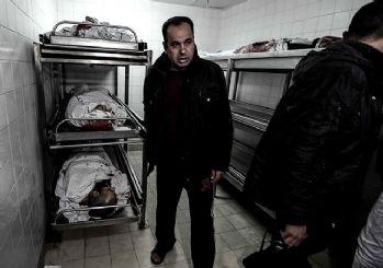 Gazze'de İsrail terörü: 7 Şehit