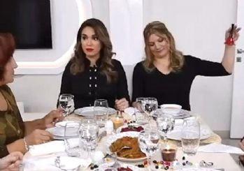 Yemekteyiz'de skandal! Düdüklü tencere patladı ve Kaynana gelinini zille çağırdı