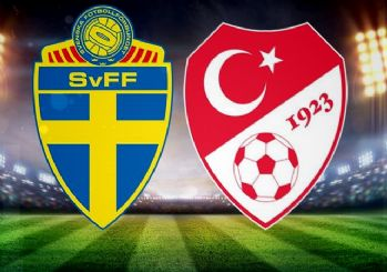 İşte Türkiye İsveç maçı ile ilgili tüm detaylar...
