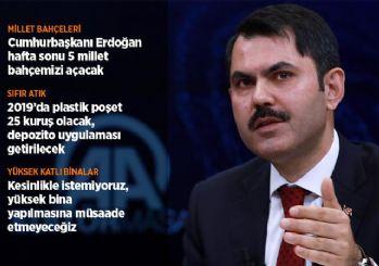 8.6 milyon kişi faydalandı... Bakan Murat Kurum açıkladı