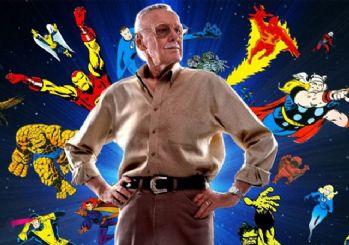 Marvel'in babası Stan Lee'ye veda videosu