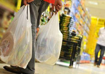 Marketlerde poşetler 25 kuruş olacak