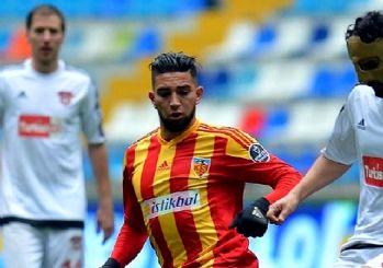 FIFA'dan Kayserispor'a şok: Transfer yasağı verildi