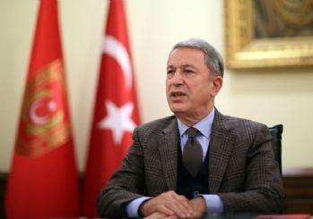Akar: ABD'den sözünü tutmasını, YPG ile işbirliğini kesmesini bekliyoruz