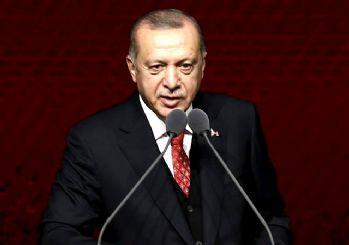 Başkan Erdoğan'dan Türkçe Ezan ve Diyanet mesajı!