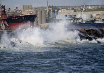 Meteoroloji'den fırtına uyarısı: Marmara için dikkat