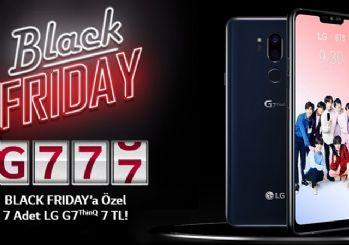 7 TL'ye LG G7 Fırsatı! Büyük Black Friday kampanyaları