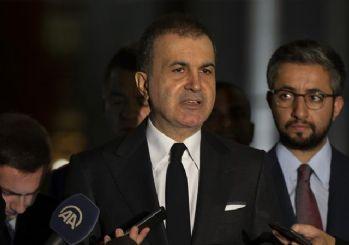 AK Parti Sözcüsü Çelik: İşbirliği için olumlu noktadayız