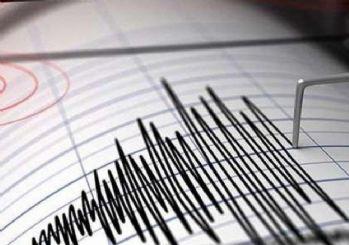 Şırnak'ta deprem... 4.1 büyüklüğünde