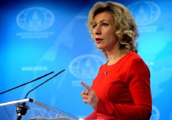 Rusya'dan Suriye iddiası: ABD'den silahlı militan eğitimi