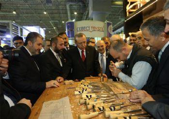 Başkan Erdoğan açıklamalarda bulundu