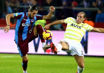 Trabzon'da nefes kesen derbi! Trabzonspor 8 yıl sonra Kanarya'yı yendi