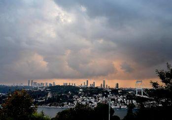 Meteoroloji uyardı: İstanbul'a fırtına geliyor