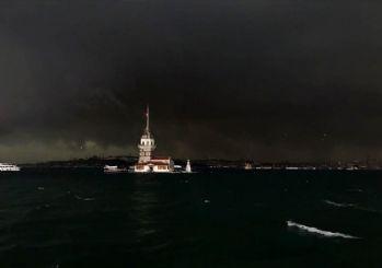 İstanbul için fırtına ve yağış uyarısı geldi