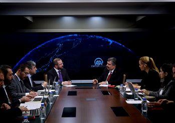 Sağlık Bakanı Fahrettin Koca: Sağlıkta şiddeti bitireceğiz