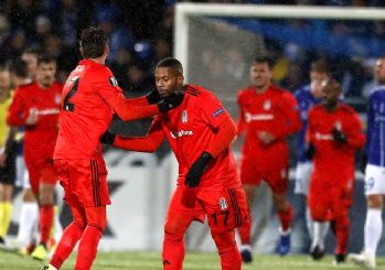 Beşiktaş'tan muhteşem geri dönüş! 2-0'dan geri dönerek...