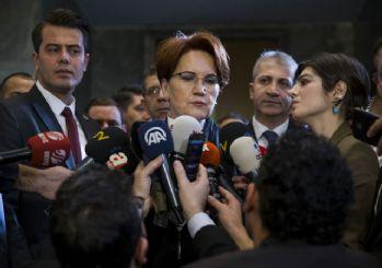 Meral Akşener: Ankara'da CHP ile ortak aday olabilir